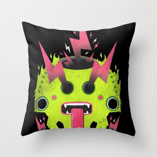 SALVAJEANIMAL Prehispanic I Throw Pillow