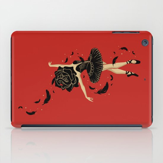 Black Swan iPad Case