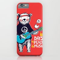 Days Of Peace & Music iPhone 6 Slim Case