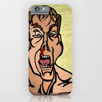 iPhone & iPod Case featuring We Like Bloodsports and We Don't Care Who Knows by Rat McDirtmouth