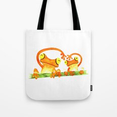 We Heart Tote Bag