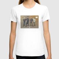 sherlock T-shirts featuring Sherlock by Fernando Cano Zapata