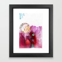 From Earth PerspeCtives Framed Art Print