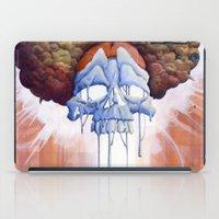 Drippy Hippy iPad Case