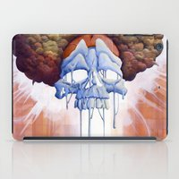 Drippy Hippy iPad Case