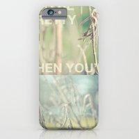 You're Pretty When You'r… iPhone 6 Slim Case