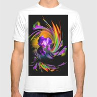 T-shirt featuring Fertile Imagination 18 by Walter Zettl