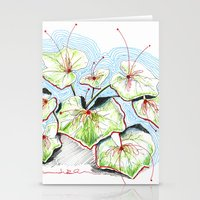 Plenty Of Plants Stationery Cards