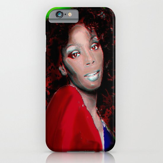Donna Summer iPhone & iPod Case