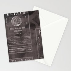 Elixir. Stationery Cards
