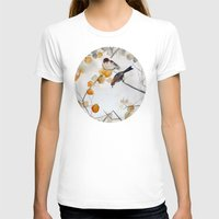fall T-shirts featuring Fall by Mai Autumn Design