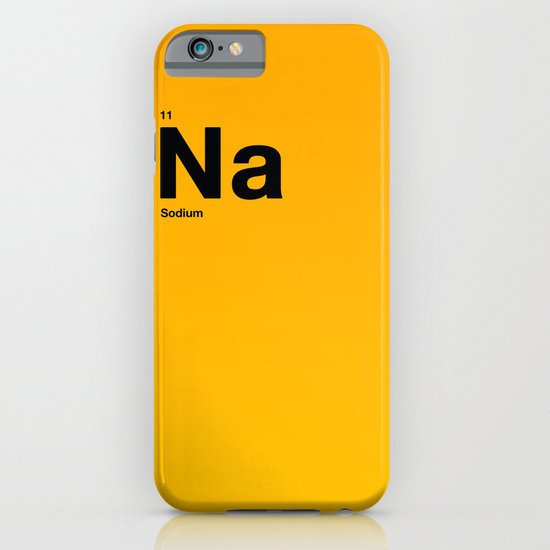 Sodium iPhone & iPod Case