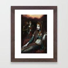Usurper Framed Art Print