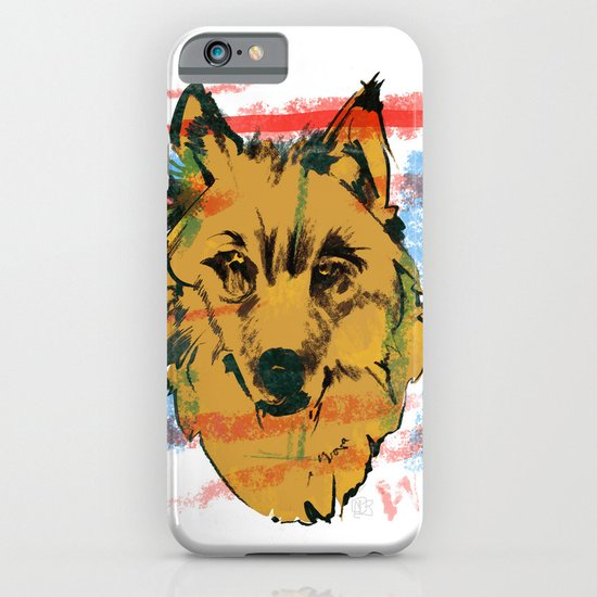 HOWL iPhone & iPod Case