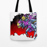 METAL MUTANT 5 Tote Bag