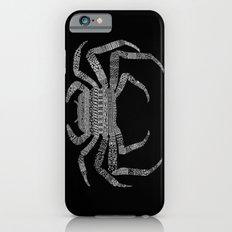 Crab (On Black) Slim Case iPhone 6s
