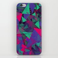 Uncontrollable excitement iPhone & iPod Skin