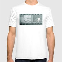 Irra Y Zorro Mens Fitted Tee White SMALL