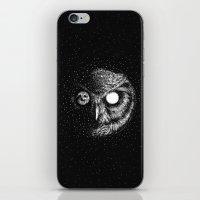 Moon Blinked iPhone & iPod Skin