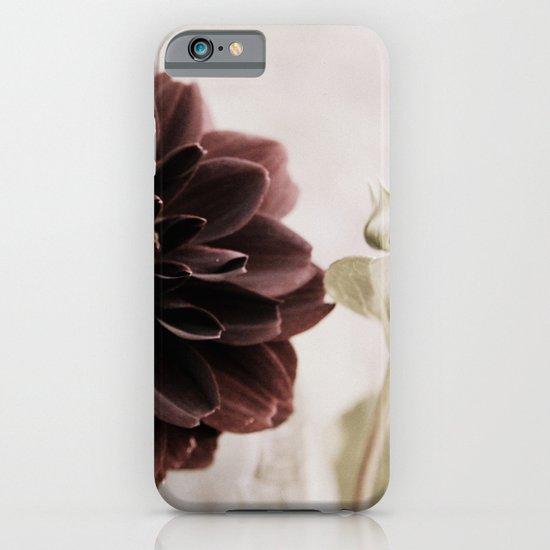Dahlia - solitaire 122 iPhone & iPod Case