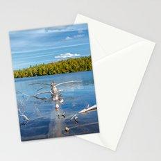 Smoke Lake Stationery Cards