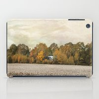 The Old Cotton Barn iPad Case