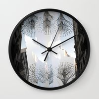 Prognosticating The Taci… Wall Clock