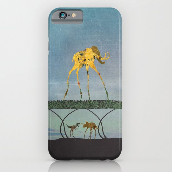 Dalimt Prehistoric Fantasy iPhone & iPod Case