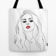 Club Queen Tote Bag