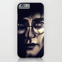 iPhone & iPod Case featuring Boy Who Lived by gottalovedrawing