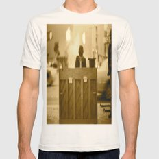 The Pianist Mens Fitted Tee Natural SMALL