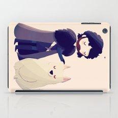 Night Gathers iPad Case