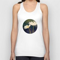Two Daisies Unisex Tank Top