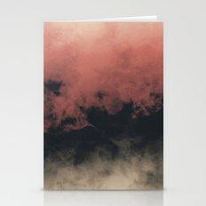Zero Visibility Dust Stationery Cards
