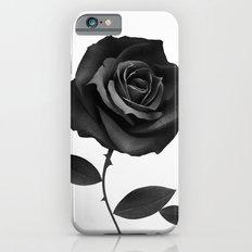 Fabric Rose Slim Case iPhone 6s