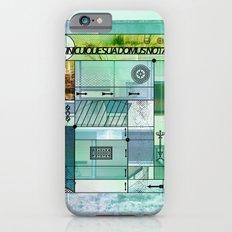 Unicuique sua domus nota B #everyweek 41.2016 Slim Case iPhone 6s