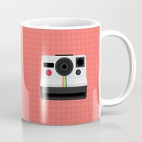 Polaroid One Step Land Camera Mug