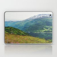 Norwegian West Laptop & iPad Skin