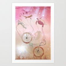 Nebular Art Print