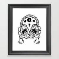 Gone Forever Framed Art Print