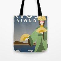 Kyoshi Island Travel Pos… Tote Bag