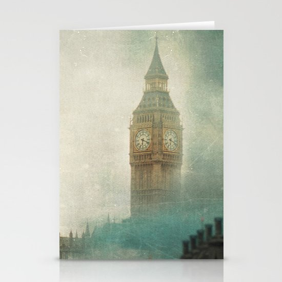 London Surreal Stationery Card