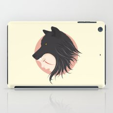 Boy Cries Wolf iPad Case