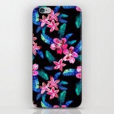 Tahitian Garden {B} iPhone & iPod Skin