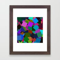 Squares From Arlo Take #… Framed Art Print