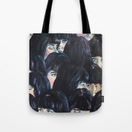 What Are You Seeing? Tote Bag