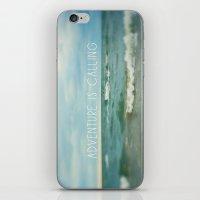 Adventure Is Calling - W… iPhone & iPod Skin
