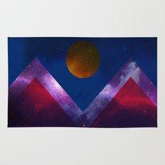 Denver Flag/Galaxy Rug
