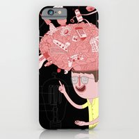 brain iPhone & iPod Cases featuring Brain! by gal shkedi