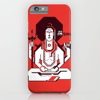 iPhone & iPod Case featuring Shiva by Tshirtbaba